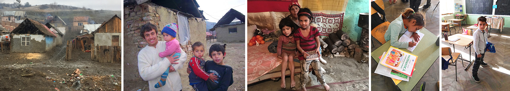 Photo Collage 1 of The Albesti Project