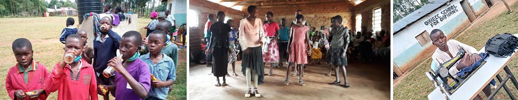 School uniforms for Children in Kenya